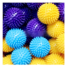 N101 Pvc hedgehog ball massage acupuncture points fitness ball foot training tactile ball puzzle toys