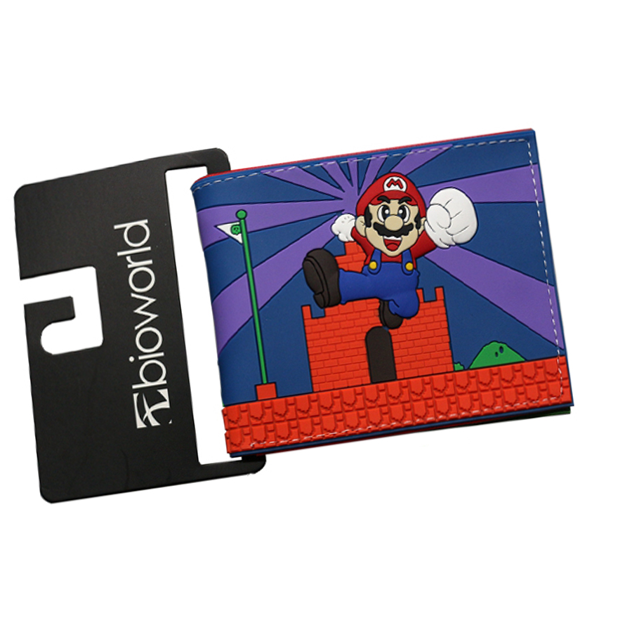 Super Mario World Anime Wallets Gears Of War Happy Potter Dragon Ball Men Wallets Short Slim Embossed purse Billeteras Cards Bag xbox one gears of war 4 ultimate