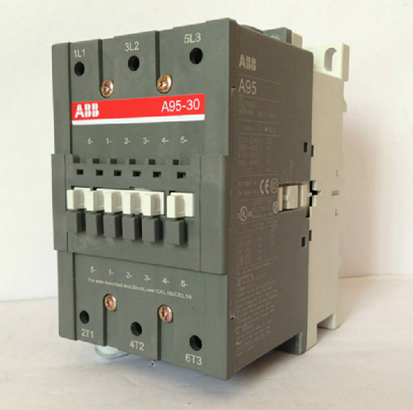 ABB AC contactor (Silver Point) A26 30 / 10/01 220v 380v ... Abb Overload Relay Wiring on