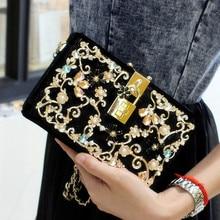 Hohe Qualität Dame Umhängetasche Für Formale Abend-partei Mode Clutch Taschen Handtaschen Frauen Berühmte Marken Bolsa Feminina