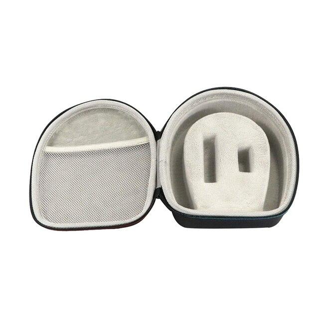 Портативный жесткий чехол Eva для Muse/Muse 2 Защитная сумка для хранения головных повязок с функцией распознавания мозга (черный)