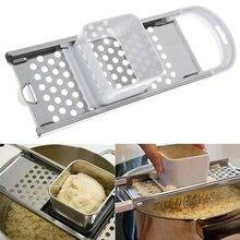 Кухонные принадлежности машина для приготовления пасты ручной прибор для лапши Spaetzle чайник кухонные инструменты лезвия из нержавеющей стали пельменный аппарат паста