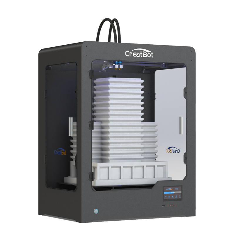 High Quality Precision large 3d Printer kit 400*300*520 mm with 2 - Office Electronics - Photo 2