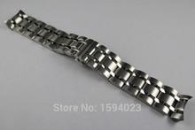 24mm T035627 T035614 Nuevas Piezas de Reloj Hombre pulsera de acero Inoxidable Sólido Correas de Reloj correa Para T035