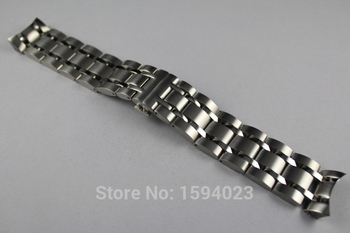 24mm T035627 T035614 nouvelle montre pièces mâle solide en acier inoxydable bracelet bracelet bracelets de montre pour T035