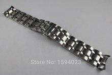 Ремешок для часов t035627 t035614 24 мм из нержавеющей стали