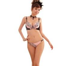 Women Bra Knickers Panty Underwear Set Embroidery Lace Lingerie Bra Sets Best