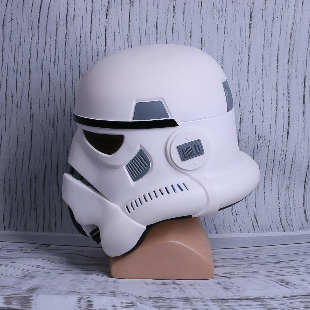Star Wars Helmet Cosplay The Black Series Imperial Stormtrooper Helmet Halloween (5)