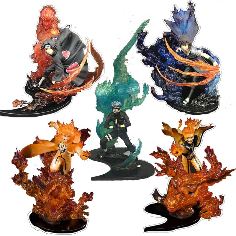 Naruto, Model, Toy, Kakashi, Minato, Itachi