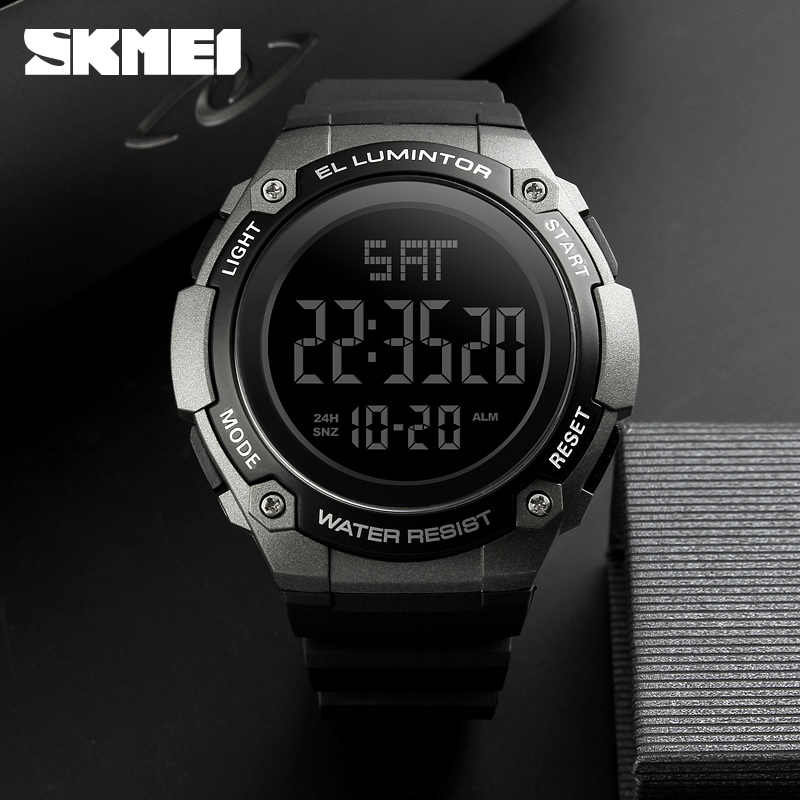Mens Watches SKMEI Brand Waterproof Outdoor Sport Watch Men Fashion Clock Male Casual Digital Men Wristwatches Relojes
