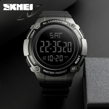 SKMEI Relojes para hombre, marca SKMEI, impermeable, deportivo, Digital, informal, masculino