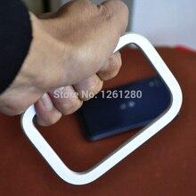 free shipping Aluminum Alloy handle handmade bag hanger bag hardware part DIY bag buckle furniture door knob