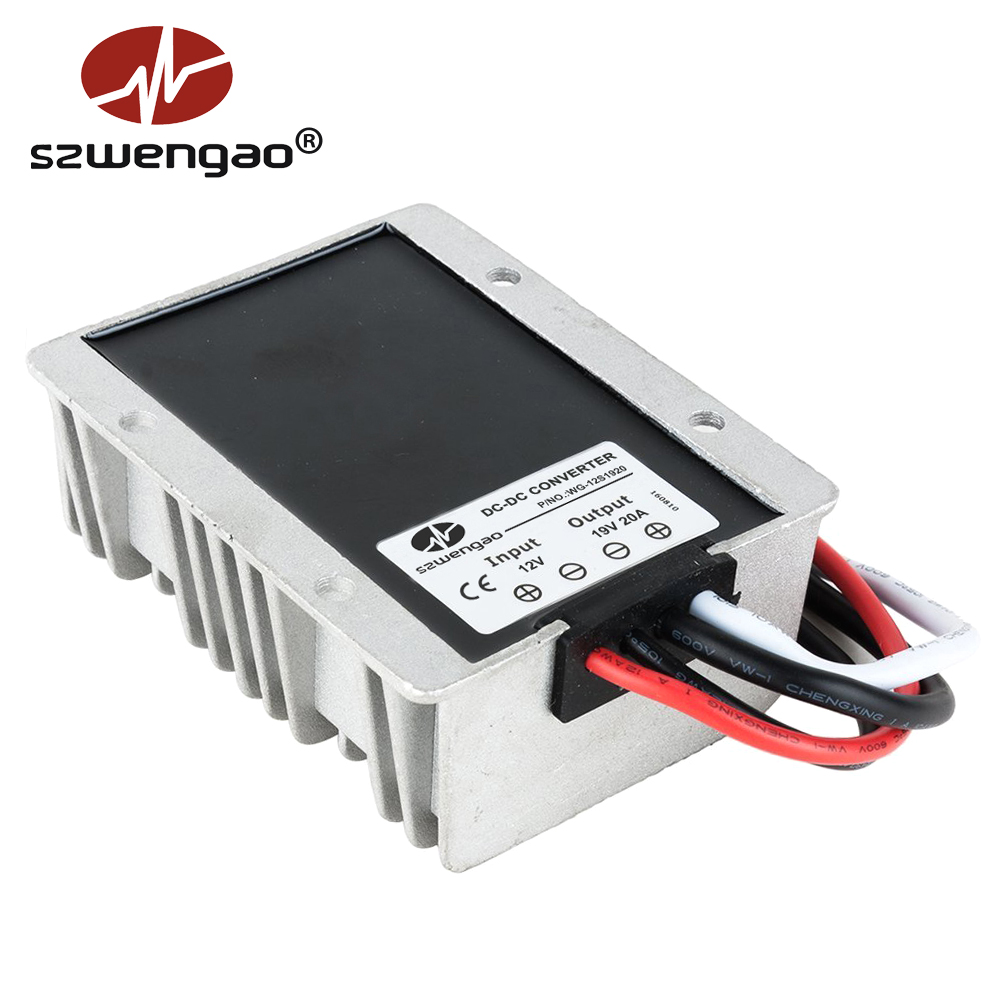 12v To 19v 20a 380w Voltage Booster Power Supply Dc Dc Converter