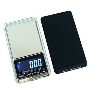 Image 3 - 500g/0.01g Electronic Scale Precision Portable Pocket LCD Digital Jewelry Scales Weight Balance Kitchen Gram Scale
