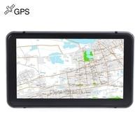 7 inch WinCE 6.0 Auto GPS Navigatie Touchscreen Gratis Kaart Truck Voertuig Gps Navigator Europa Zuid/Noord-amerika australië