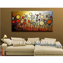 hot saling Free shipping100% handpainted  Modern Abstract Huge Wall Art Oil Painting On Canvas25