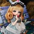 Лутс крошечный алиса delf 1/8 sd bjd куклы