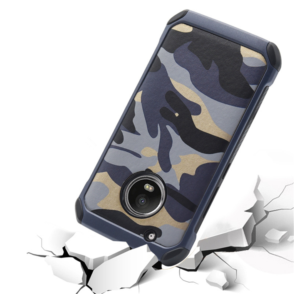 the best attitude 32cbd 702d7 US $4.94 |Camouflage Armor Phone Cases For Motorola G6 Plus G5 Plus G3 G6  Play Airbag Back Cover For Moto Z2 Play Z3 Play E5 Play E4 Plus-in Fitted  ...