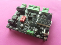 Stepping / Brushless / Servomotor Motor Controller Modbus Pulse /PWM PLC Extended IO Control