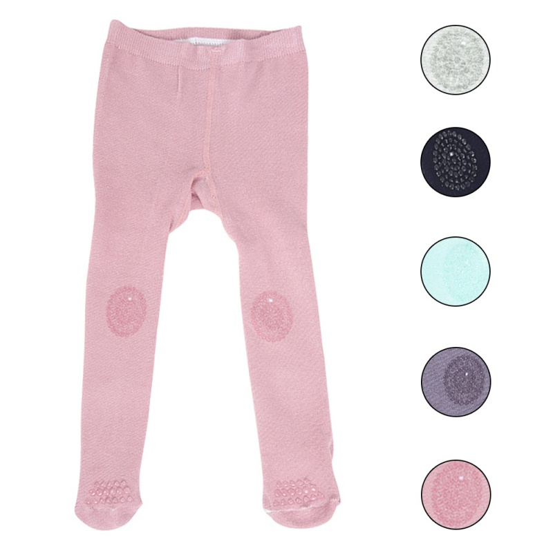 0 2Y Pantyhose Infant Baby Girls Autumn Winter Tights Girls Boys Combed Cotton Pantys Pantyhose Foot Wear Toddler Clothing in Tights from Mother Kids