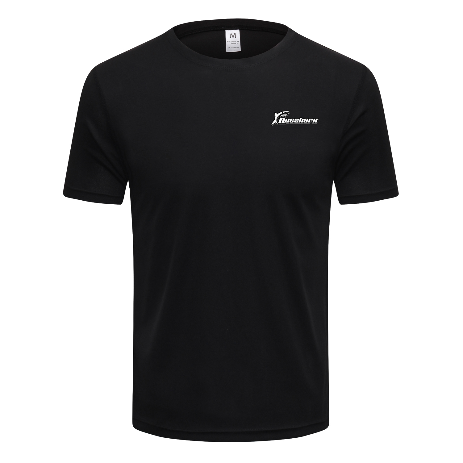 Queshark Compression Mens Short Sleeve T-Shirts Running Mens Shirt Fitness Tight Tennis Soccer Jersey Gym SportswearQueshark Compression Mens Short Sleeve T-Shirts Running Mens Shirt Fitness Tight Tennis Soccer Jersey Gym Sportswear