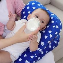 hot deal buy smart nursing pillow newborn baby breastfeeding smart head protection adjustable mother feeding baby pillows for baby mother