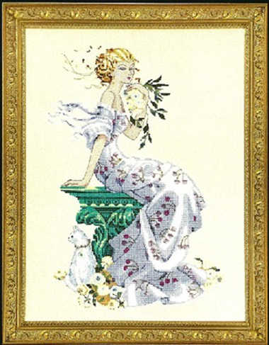 Needlework,DIY Cross Stitch,Sets For Embroidery kits,14CT,Fairy5