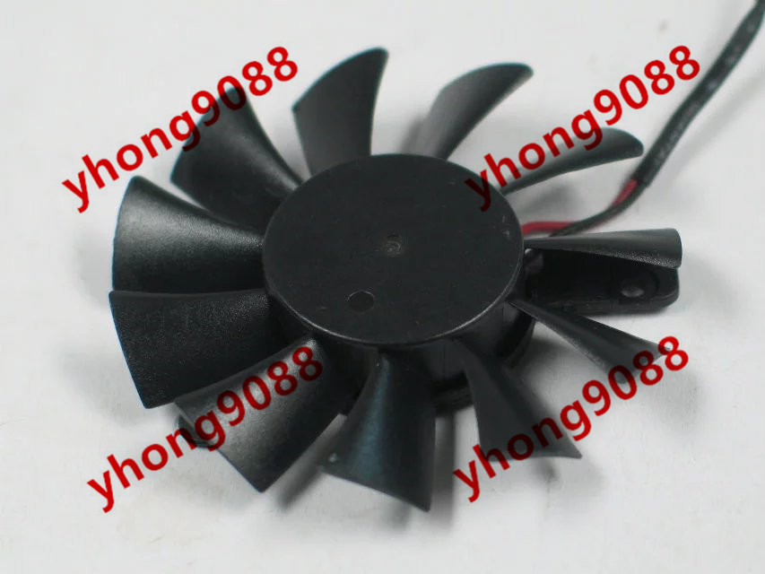 Emacro FIRSTD FD6010U12S DC 12V 0.3AMP Server Round fan