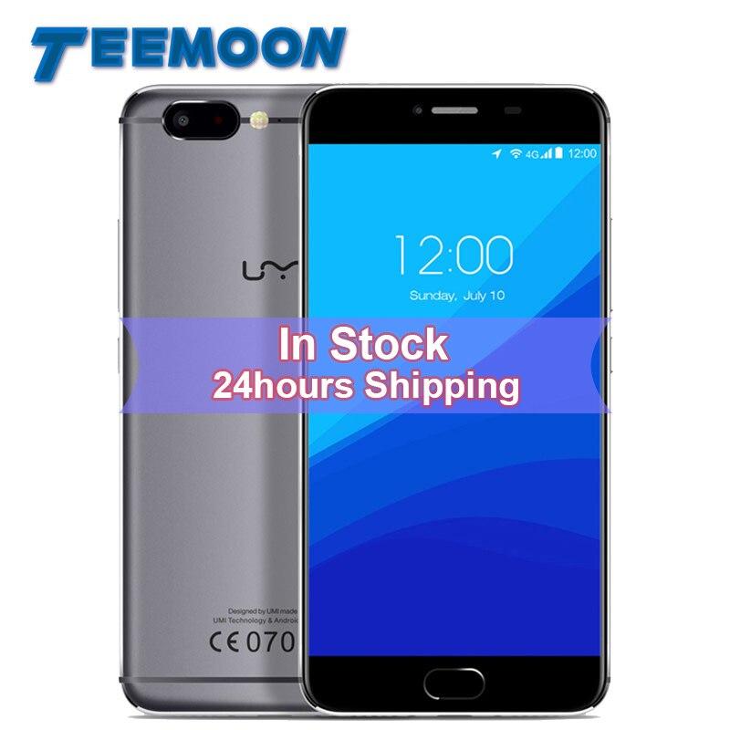 """bilder für Umi z android 6.0 4g smartphone mtk helio x27 4 gb ram 32 GB ROM 5,5 """"FHD Bildschirm 13.0MP Fingerprint LTE 4G UMIDIGI Z Mobile telefon"""