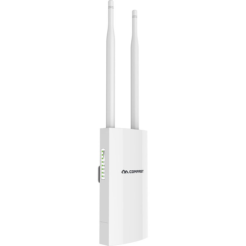 New gift COMAFST CF E5 High Speed Outdoor 4G LTE Wireless AP Wifi Router Plug and Play 4G SIM Card Portable Wireless Router wifi in Modem Router Combos from Computer Office