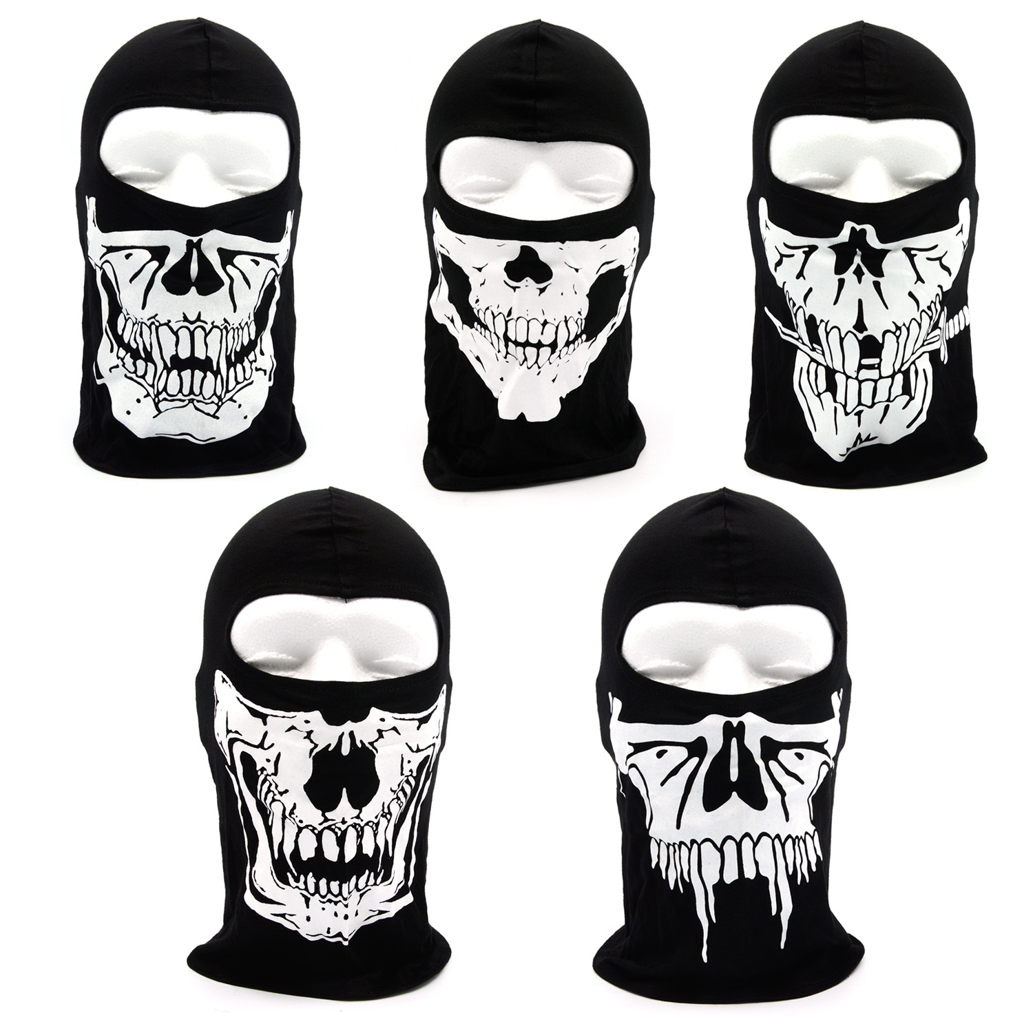 Compare Prices on Ghost Skull Ski Mask- Online Shopping/Buy Low ...