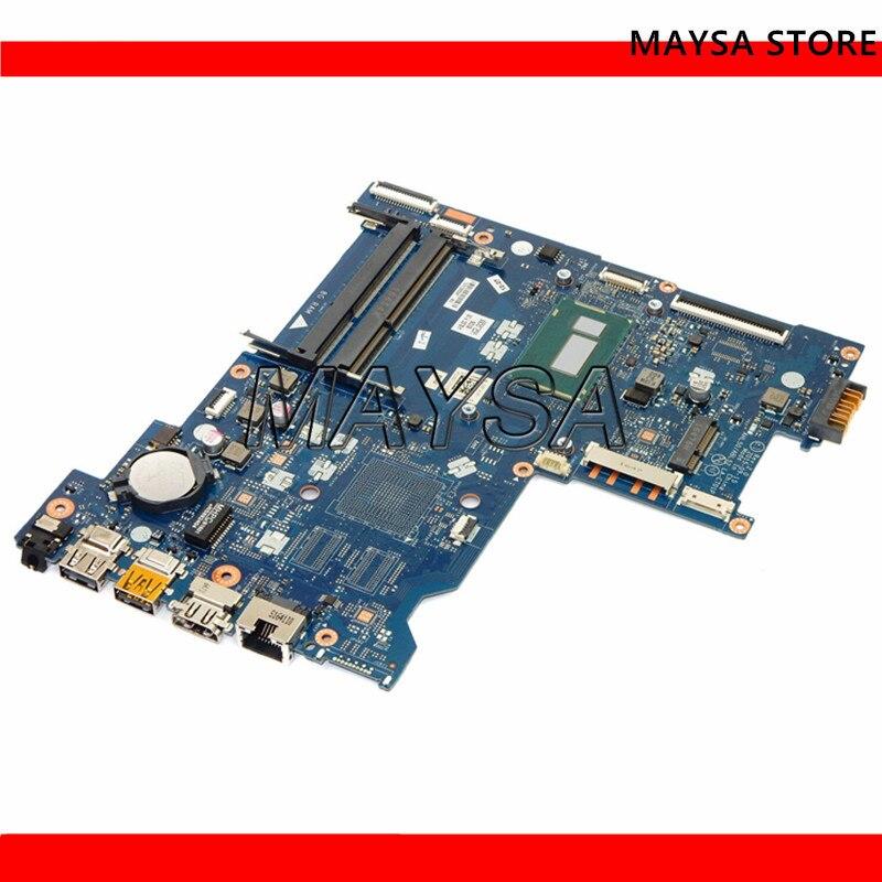 AHL50/ABL52 LA-C701P 836881-601 For HP 15-AC series Laptop Motherboard with I5-4210U 836881-501 836881-001 Main board 100% testAHL50/ABL52 LA-C701P 836881-601 For HP 15-AC series Laptop Motherboard with I5-4210U 836881-501 836881-001 Main board 100% test