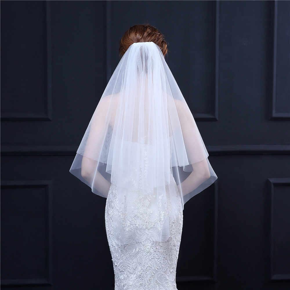 H & S כלה טול כדור שמלת חתונה עם רעלה חדש חרוזים כבוי כתף פשוט כלה שמלת robe mariee 2019 boho dentelle