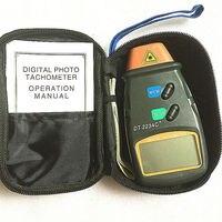 DT-2234C + digital photo tachometerดิจิตอลวัดความ