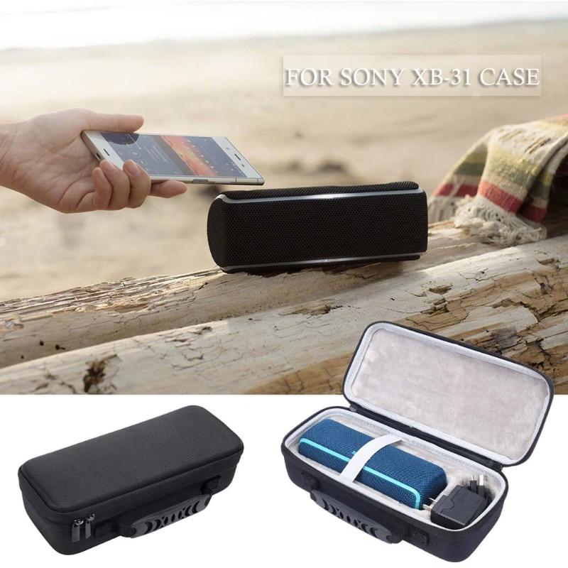 Shockproof Hard Protective EVA Case Box For Sony SRS-XB30 XB31 Wireless Speaker