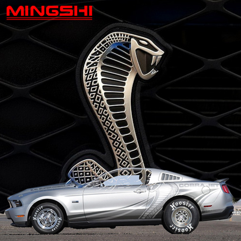 1 Set Cobra Design Vinyl Car Body Wraps Stickers Accessories Decals For BMW Cadillac PorscheAudi A5 A6 A7 Mercedes