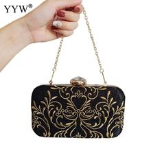 купить Vintage Clutch Bag 2019 Evening Party Embroidery Day Clutch Shoulder Handbag Bride Purse Totes Woman Birthday Gift Bag Wedding по цене 1440.05 рублей