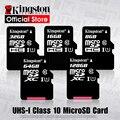 Kingston Micro SD tarjeta de memoria Class10 carte sd memoria C10 Mini SD tarjeta SDHC/SDXC tarjeta TF UHS-I para teléfono móvil