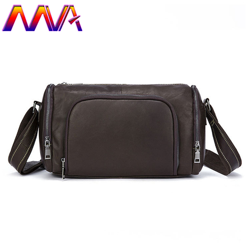 MVA Fashion men travel bag with 100% genuine leather men travelling bag for quality leather luggage bag women leather travel bag mva best quality cowhide leather men backpack for fashion travelling bag with genuine leather men backpack or crossbody bags