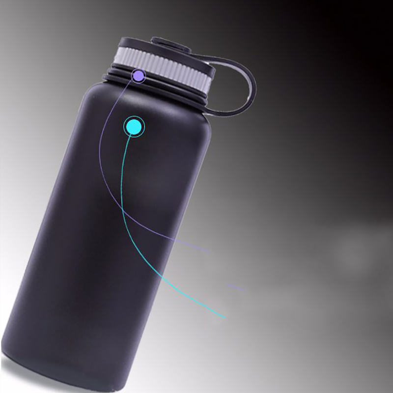 Insulated sports water bottle 5
