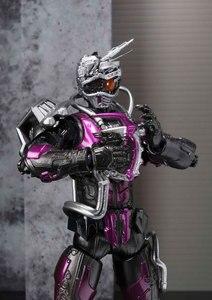 "Image 2 - 100% oryginalne BANDAI Tamashii narody S.H.Figuarts (SHF) figurka Mashin Chaser z ""Kamen Rider Drive"""