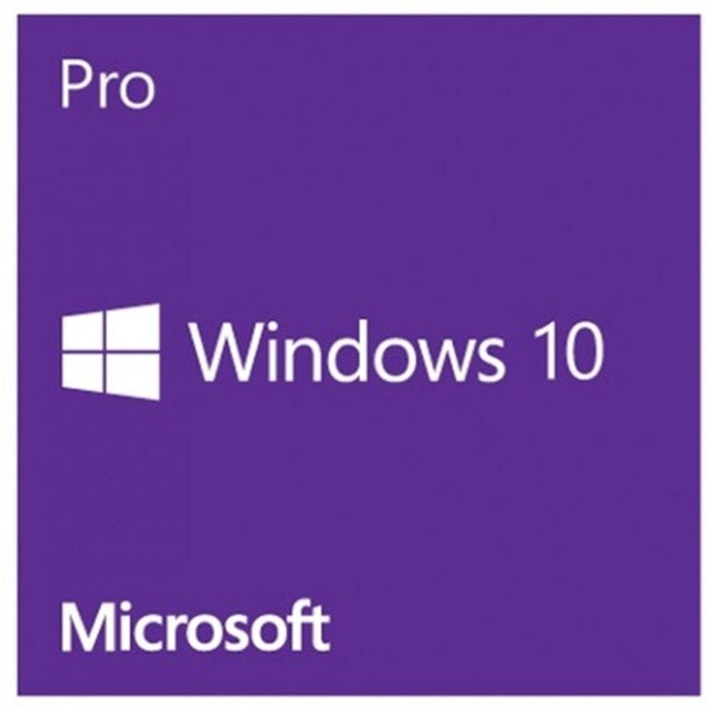 Microsoft Usb-Drive-Product 1-License Windows-10 Box Russian-Version Key-Card Operate-System