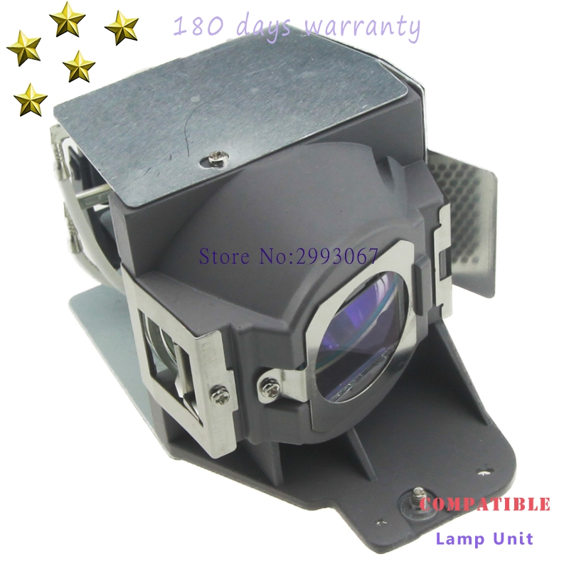 5J.JAH05.001 Replacement Projector Bare Lamp with housing For BenQ MH630 MH680 TH680 TH681 TH681+ TH681H with 180 days warranty original bare uhp210w 170w 0 9 e20 9 bulb with housing 5j j8g05 001 for benq mx618st projector 180 day warranty