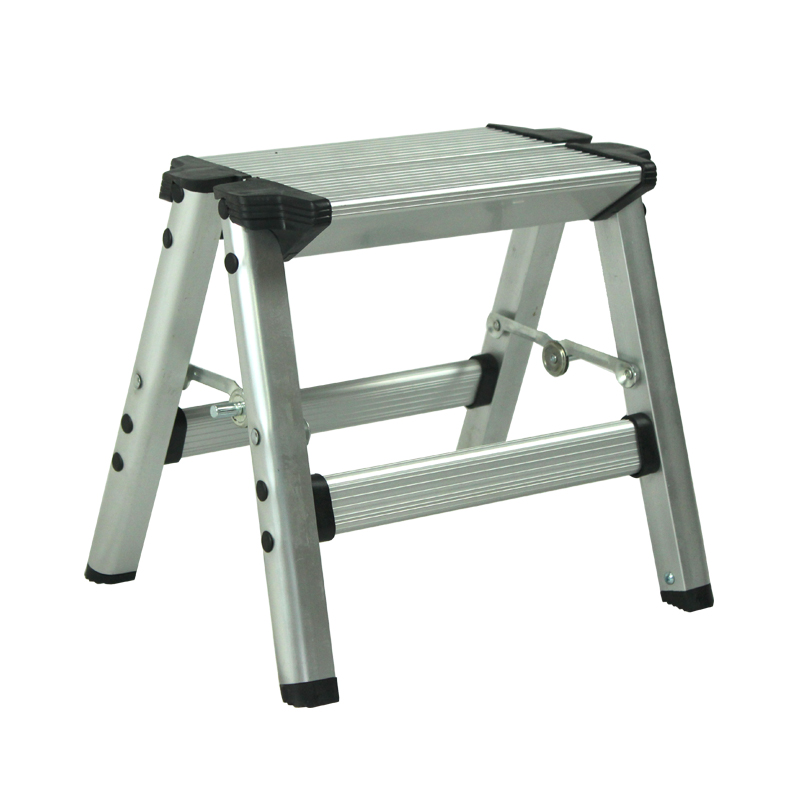... aluminum folding ladder thickened household small outdoor c&ing fishing stool portable step ladder lightweight in ladders ...  sc 1 th 225 & Small Folding Ladder Small 3 Step Folding Ladder Chair Folding ... islam-shia.org