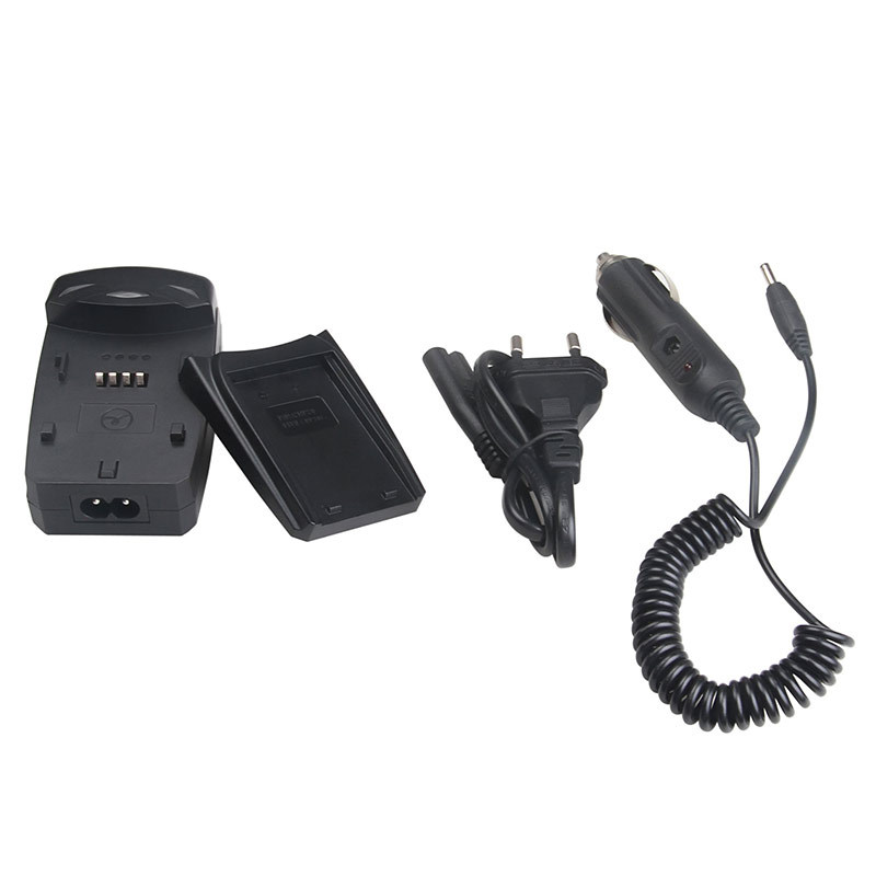 Udoli LC-E8C LC E8C LP-E8 LP E8 Universal AC / Car Camera Battery Charger For <font><b>Canon</b></font> <font><b>EOS</b></font> <font><b>550D</b></font> 600 AA/AAA battery Camera <font><b>Accessory</b></font> image