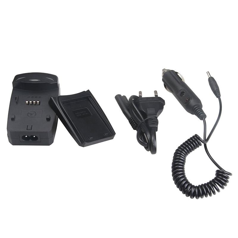 Udoli LC-E8C LC E8C LP-E8 LP E8 유니버설 AC / 카 카메라 배터리 충전기 캐논 EOS 550D 600AA / AAA 배터리 용 카메라 액세서리