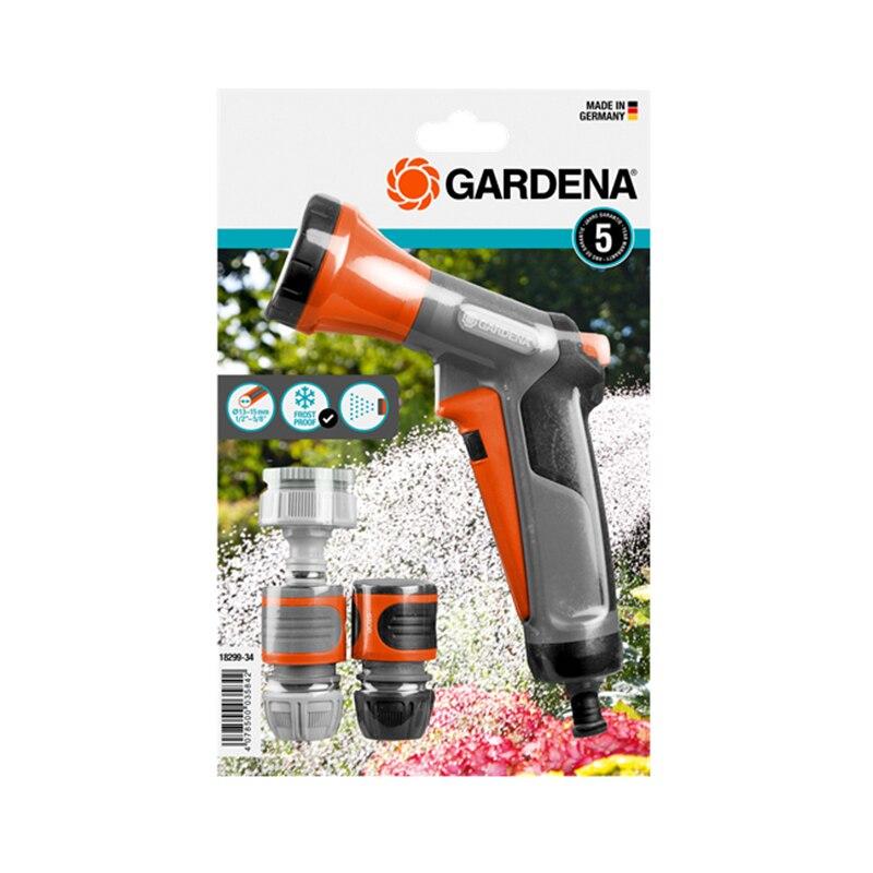 Watering Kit GARDENA (18299-34) watering kit gardena micro drip systen base