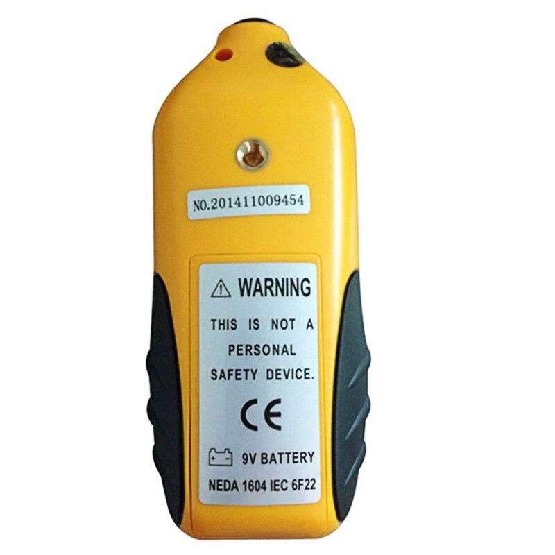Digital LCD Microwave Leakage Radiation Detector Meter Leaking Tester Alarm 0 9 99mW CM2 2450MHz LCD Display Radiation Detector in Electromagnetic Radiation Detectors from Tools