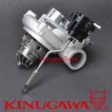 KINUGAWA H*UNDAI GENESIS Coupe 2.0T Bolt-On Upgrade TD04L-19T CHRA with Cover and Actuator Kit #333-02302-036 kinugawa turbo upgrade compressor kit billet wheel for subaru td04l 19t