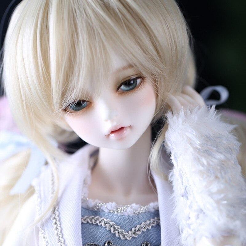Soom Dain Rang sd bjd dolls 1/4 guitar doll angel wings high quality boy girl file luodoll 1 6 bjd sd doll doll soom alk yrie doll include and eyes